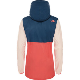 The North Face Fanorak 2.0 Dam spiced coral multi